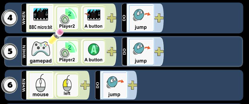 Button A