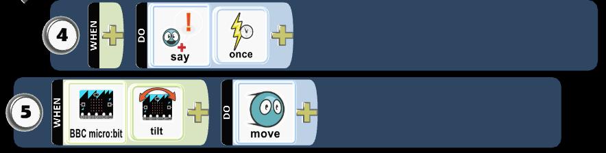 Tilt - Move
