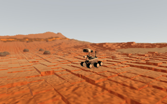 mars rovers expiditon - photo #32